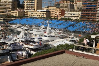 © Octane Photographic Ltd. 2012. F1 Monte Carlo - Practice 1. Thursday  24th May 2012. Digital Ref : 0350cb7d7344