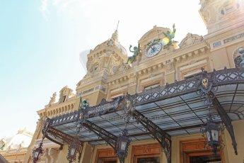 © Octane Photographic Ltd. 2012. F1 Monte Carlo - Practice 1. Thursday  24th May 2012. Monaco's famous casino. Digital Ref : 0350cb7d7626