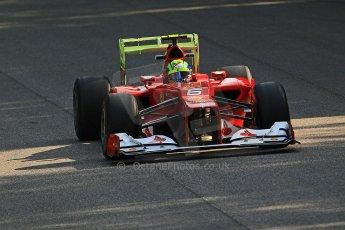 © 2012 Octane Photographic Ltd. Italian GP Monza - Friday 7th September 2012 - F1 Practice 1. Ferrari F2012 - Fernando Alonso. Digital Ref : 0504cb7d1973