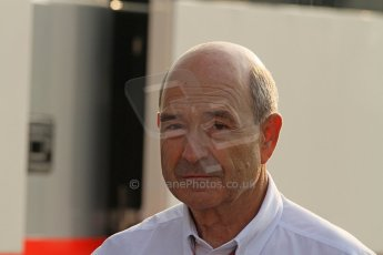 © 2012 Octane Photographic Ltd. Italian GP Monza - Saturday 8th September 2012 - F1 Paddock.  Peter Sauber.Digital Ref :