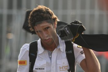© 2012 Octane Photographic Ltd. Italian GP Monza - Saturday 8th September 2012 - F1 Paddock. Digital Ref :