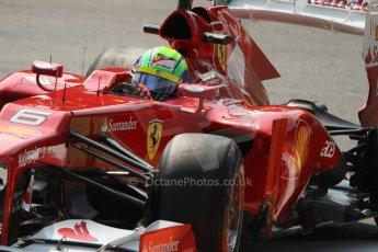 © 2012 Octane Photographic Ltd. Italian GP Monza - Friday 7th September 2012 - F1 Practice 2. Ferrari F2012 - Felipe Massa. Digital Ref :