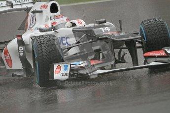 © 2012 Octane Photographic Ltd. Belgian GP Spa - Friday 31st August 2012 - F1 Practice 1. Sauber C31 - Kamui Kobayashi. Digital Ref : 0481lw7d2971