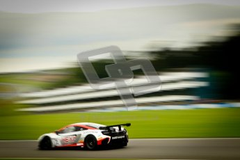 © Chris Enion/Octane Photographic Ltd 2012. FIA GT1 Championship, Donington Park, Sunday 30th September 2012. Digital Ref : 0533ce1d0086