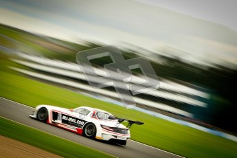 © Chris Enion/Octane Photographic Ltd 2012. FIA GT1 Championship, Donington Park, Sunday 30th September 2012. Digital Ref : 0533ce1d0097