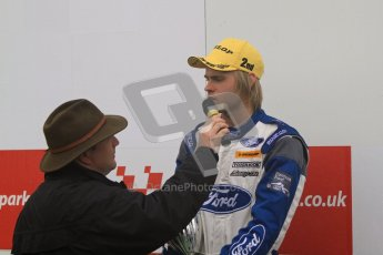 © 2012 Octane Photographic Ltd. Monday 9th April. Formula Ford - Race 1 - Podium . Digital Ref : 0285lw7d9710