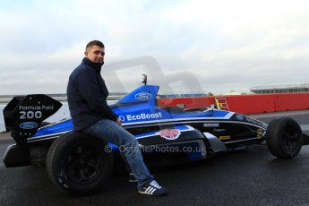 World © Octane Photographic Ltd. Formula Ford Sampler Day – Silverstone December 15th 2012. Digital Ref :