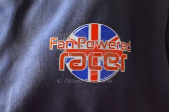 World © Octane Photographic Ltd. Formula Ford Sampler Day – Silverstone December 15th 2012. Fan Powered Racer. Digital Ref :
