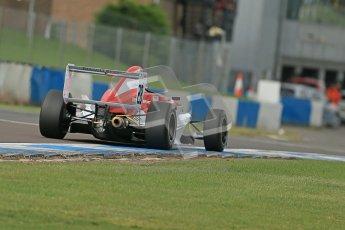 © Octane Photographic Ltd. 2012. Donington Park. Saturday 18th August 2012. Formula Renault BARC Qualifying session. Kieran Vernon - Hillspeed. Digital Ref : 0460cb1d2706