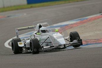 © Octane Photographic Ltd. 2012. Donington Park. Saturday 18th August 2012. Formula Renault BARC Qualifying session. David Wagner - MGR Motorsport. Digital Ref : 0460cb1d2806