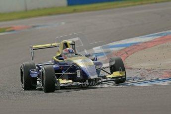 © Octane Photographic Ltd. 2012. Donington Park. Saturday 18th August 2012. Formula Renault BARC Qualifying session. Scott Malvern - Cullen Motorsport. Digital Ref : 0460cb1d2814