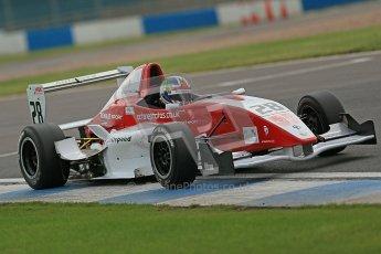 © Octane Photographic Ltd. 2012. Donington Park. Saturday 18th August 2012. Formula Renault BARC Qualifying session. Kieran Vernon - Hillspeed. Digital Ref : 0460cb1d2967
