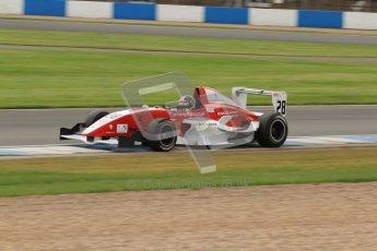© Octane Photographic Ltd. 2012. Donington Park. Saturday 18th August 2012. Formula Renault BARC Qualifying session. Kieran Vernon - Hillspeed. Digital Ref : 0460lw7d0543