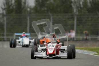 © Octane Photographic Ltd. 2012. Donington Park. Saturday 18th August 2012. Formula Renault BARC Qualifying session. Kieran Vernon - Hillspeed. Digital Ref : 0460lw7d0886