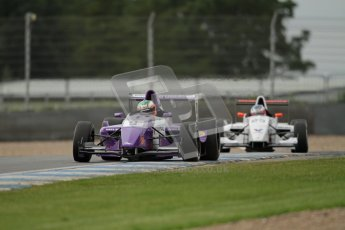 © Octane Photographic Ltd. 2012. Donington Park. Saturday 18th August 2012. Formula Renault BARC Qualifying session. Josh Webster - MGR Motorsport. Digital Ref : 0460lw7d0979