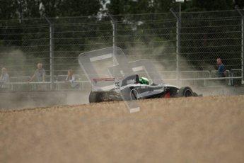 © Octane Photographic Ltd. 2012. Donington Park. Saturday 18th August 2012. Formula Renault BARC Qualifying session. Matt Tiffin -JWA-Avila. Digital Ref :  0460lw7d1037