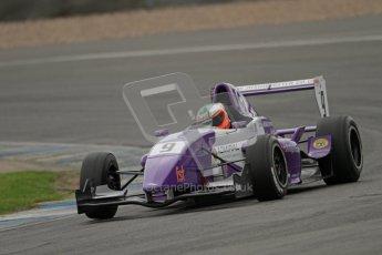 © Octane Photographic Ltd. 2012. Donington Park. Saturday 18th August 2012. Formula Renault BARC Qualifying session. Josh Webster - MGR Motorsport. Digital Ref : 0460lw7d1214