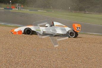 © Octane Photographic Ltd. 2012. Donington Park. Saturday 18th August 2012. Formula Renault BARC Race 1. Digital Ref : 0462cb7d0618