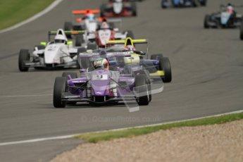 © Octane Photographic Ltd. 2012. Donington Park. Saturday 18th August 2012. Formula Renault BARC Race 1. Digital Ref : 0462lw7d1341