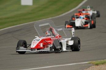 © Octane Photographic Ltd. 2012. Donington Park. Saturday 18th August 2012. Formula Renault BARC Race 1. Kieran Vernon - Hillspeed. Digital Ref : 0462lw7d1344
