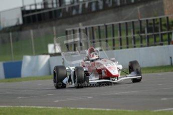 © Octane Photographic Ltd. 2012. Donington Park. Saturday 18th August 2012. Formula Renault BARC Race 1. Kieran Vernon - Hillspeed. Digital Ref : 0462lw7d1423