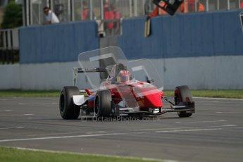 © Octane Photographic Ltd. 2012. Donington Park. Saturday 18th August 2012. Formula Renault BARC Race 1. Digital Ref : 0462lw7d1566