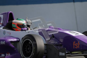 © Octane Photographic Ltd. 2012. Donington Park. Saturday 18th August 2012. Formula Renault BARC Race 1. Digital Ref : 0462lw7d1654