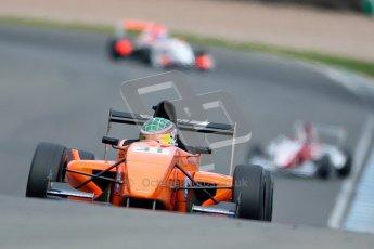 © Chris Enion/Octane Photographic Ltd. 2012. Donington Park. Sunday 19th August 2012. Formula Renault BARC Race 2. Seb Morris - Fortec Motorsports. Digital Ref : 0463ce1d0078