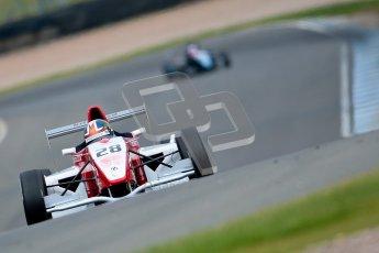 © Chris Enion/Octane Photographic Ltd. 2012. Donington Park. Sunday 19th August 2012. Formula Renault BARC Race 2. Kieran Vernon - Hillspeed. Digital Ref : 0463ce1d0078