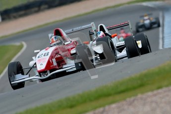 © Chris Enion/Octane Photographic Ltd. 2012. Donington Park. Sunday 19th August 2012. Formula Renault BARC Race 2. Kieran Vernon - Hillspeed. Digital Ref : 0463ce1d0192