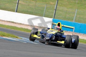 © Chris Enion/Octane Photographic Ltd. 2012. Donington Park. Sunday 19th August 2012. Formula Renault BARC Race 2. Race Winner - Scott Malvern - Cullen Motorsport. Digital Ref : 0463ce1d0213