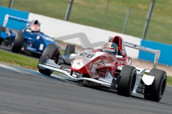 © Chris Enion/Octane Photographic Ltd. 2012. Donington Park. Sunday 19th August 2012. Formula Renault BARC Race 2. Kieran Vernon - Hillspeed. Digital Ref : 0463ce1d0234