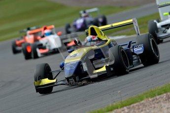 © Chris Enion/Octane Photographic Ltd. 2012. Donington Park. Sunday 19th August 2012. Formula Renault BARC Race 2. Race Winner - Scott Malvern - Cullen Motorsport. Digital Ref : 0463ce1d0262