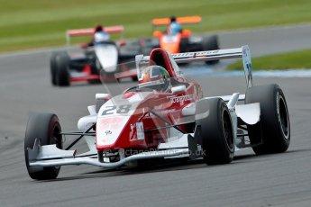 © Chris Enion/Octane Photographic Ltd. 2012. Donington Park. Sunday 19th August 2012. Formula Renault BARC Race 2. Kieran Vernon - Hillspeed. Digital Ref : 0463ce1d0275