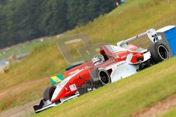 © Chris Enion/Octane Photographic Ltd. 2012. Donington Park. Sunday 19th August 2012. Formula Renault BARC Race 2. Kieran Vernon - Hillspeed. Digital Ref : 0463ce7d0798