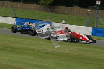 © Octane Photographic Ltd. 2012. Donington Park. Sunday 19th August 2012. Formula Renault BARC Race 2. Kieran Vernon - Hillspeed. Digital Ref : 0463lw1d3303