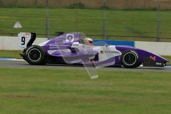 © Octane Photographic Ltd. 2012. Donington Park. Sunday 19th August 2012. Formula Renault BARC Race 2. Josh Webster - MGR Motorsport. Digital Ref : 0463lw1d3333