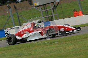 © Octane Photographic Ltd. 2012. Donington Park. Sunday 19th August 2012. Formula Renault BARC Race 2. Kieran Vernon - Hillspeed. Digital Ref : 0463lw1d3334