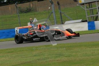 © Octane Photographic Ltd. 2012. Donington Park. Sunday 19th August 2012. Formula Renault BARC Race 2. Ivan Taranov - Antel Motorsport. Digital Ref : 0463lw1d3348