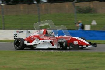 © Octane Photographic Ltd. 2012. Donington Park. Sunday 19th August 2012. Formula Renault BARC Race 2. Kieran Vernon - Hillspeed. Digital Ref : 0463lw1d3413