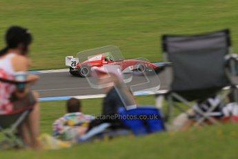 © Octane Photographic Ltd. 2012. Donington Park. Sunday 19th August 2012. Formula Renault BARC Race 2. Kieran Vernon - Hillspeed. Digital Ref : 0463lw1d3485