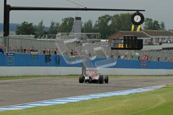 © Octane Photographic Ltd. 2012. Donington Park. Sunday 19th August 2012. Formula Renault BARC Race 2. Kieran Vernon - Hillspeed. Digital Ref : 0463lw1d3515