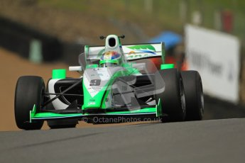 © Octane Photographic Ltd. 2012. FIA Formula 2 - Brands Hatch - Friday 13th July 2012 - Practice 2 - Mihai Marinescu. Digital Ref : 0402lw7d0679