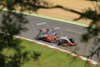 © Octane Photographic Ltd. 2012. FIA Formula 2 - Brands Hatch - Sunday 15th July 2012 - Qualifying 2 - Kourosh Khani. Digital Ref : 0407lw7d2145