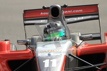 © Octane Photographic Ltd. 2012. FIA Formula 2 - Brands Hatch - Sunday 15th July 2012 - Qualifying 2 - Kourosh Khani. Digital Ref : 0407lw7d2188