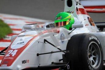 © Octane Photographic Ltd. 2012. FIA Formula 2 - Brands Hatch - Sunday 15th July 2012 - Qualifying 2 - Kevin Mirocha. Digital Ref : 0407lw7d2217