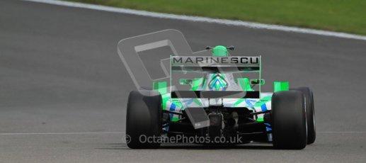 © Octane Photographic Ltd. 2012. FIA Formula 2 - Brands Hatch - Sunday 15th July 2012 - Qualifying 2 - Mihai Marinescu. Digital Ref : 0407lw7d2385