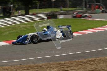 © Octane Photographic Ltd. 2012. FIA Formula 2 - Brands Hatch - Sunday 15th July 2012 - Qualifying 2 - Plamen Kralev. Digital Ref : 0407lw7d9296