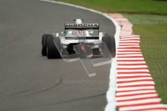 © Octane Photographic Ltd. 2012. FIA Formula 2 - Brands Hatch - Saturday 14th July 2012 - Qualifying - Kevin Mirocha. Digital Ref : 0403lw7d1239