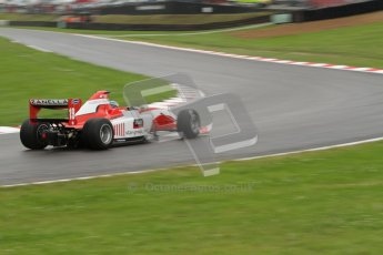 © Octane Photographic Ltd. 2012. FIA Formula 2 - Brands Hatch -Saturday 14th July 2012 - Qualifying - Christopher Zanella. Digital Ref : 0403lw7d7706
